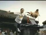 реклама заварной китайской лапши
